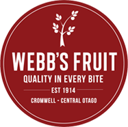 Webb's Fruit Logo